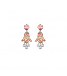 Coral Cave, Yona Earrings