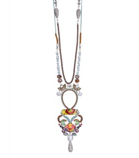Unforgettable Fire, Fabiana Necklace