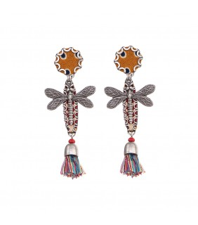 Dragonfly Oasis Earrings