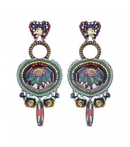 One Of A Kind - 1003, Earrings