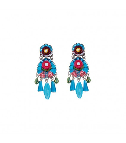 Cornflower Spirit Earrings