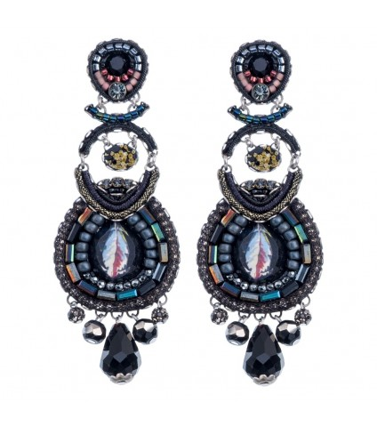 Blacktree Dina Earrings