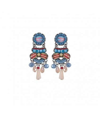 Saga Jade  Earrings
