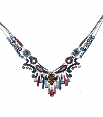 Nighthawk Miles Necklace