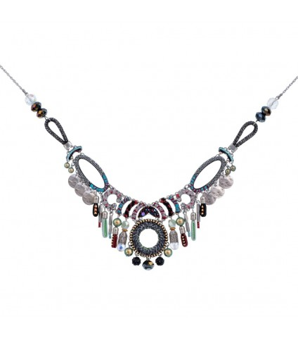 Ocean Drift Aurora Necklace
