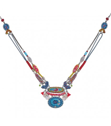 Constance Beat Necklace