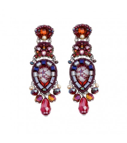 Ruby Tuesday, Donatella Earrings
