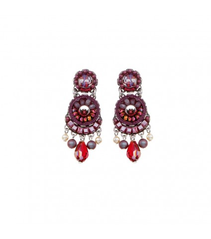 Ruby Tuesday, Ellen Earrings