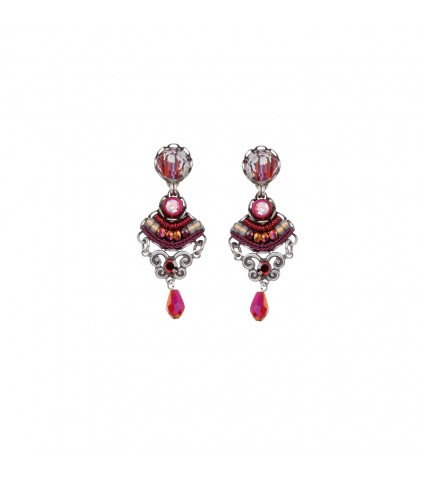 Ruby Tuesday, Jacinta Earrings