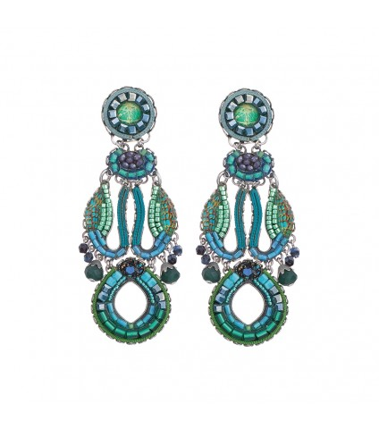 Green River, Daisy Earrings