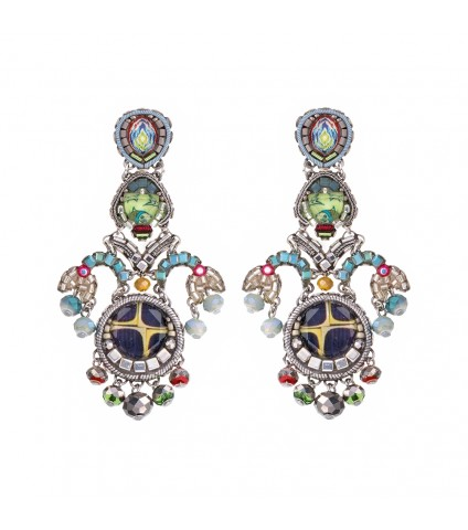 Autumn Song, Hermes Limited Edition Earrings