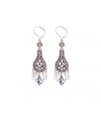 Silver Odyssey, Arden Earrings
