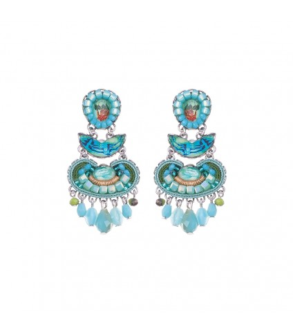 Clear Water, Dillon Earrings