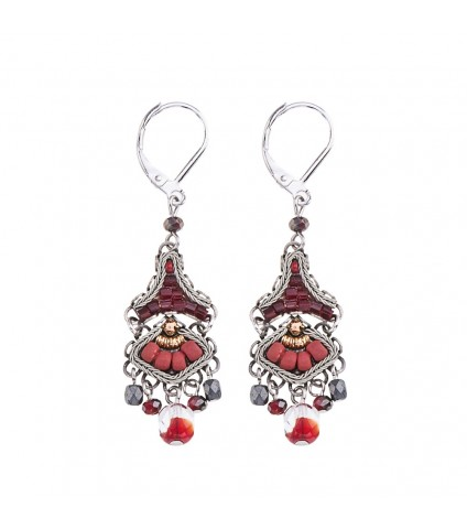 Ruby Love, Gali Earrings
