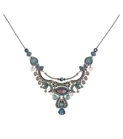 Blue Skies, Michal Necklace
