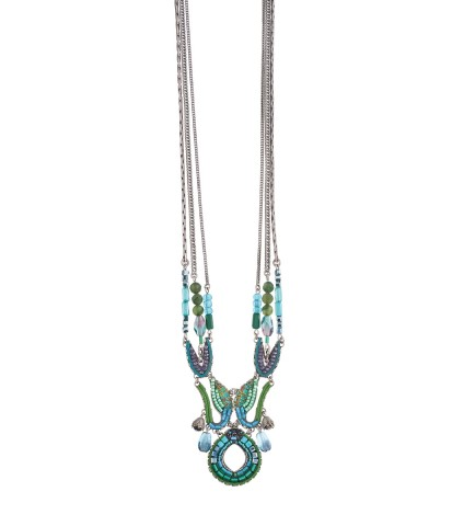 Green River, Rosetta Necklace