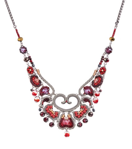 Ruby Love, Helena Necklace