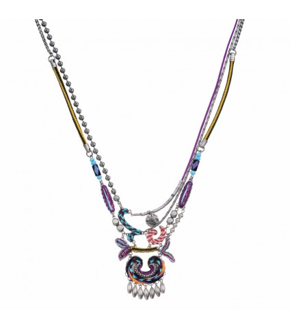 Mimosa Putumayo Necklace