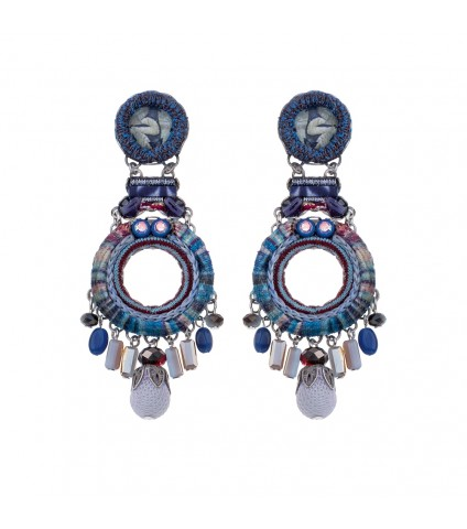 Ethereal Presence, Valentina Earrings