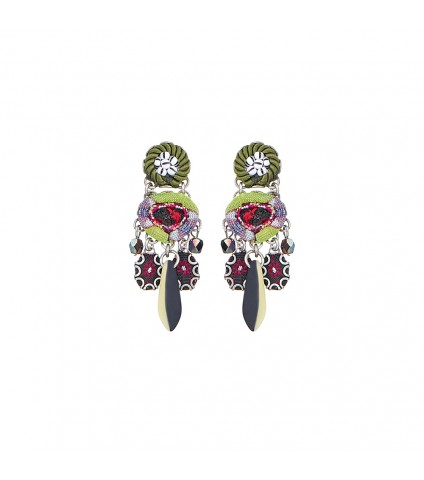 Ethereal Spirit, Melania Earrings