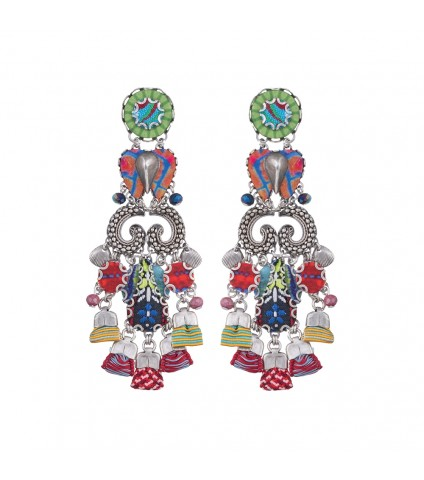 Circus Mind, Lillian Limited Edition Earrings