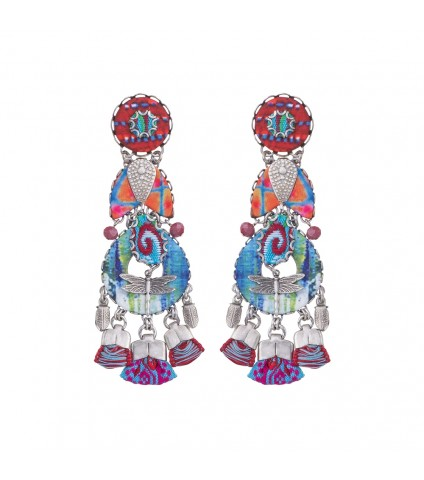 Circus Mind, Ioanina Earrings