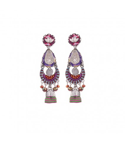 Ruby Tuesday, Sofia Earrings