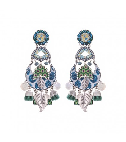 Fifth Dimension, Neptune Limited Edition Earrings