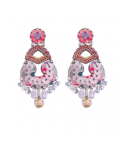 Morning Blossom, Petra Earrings