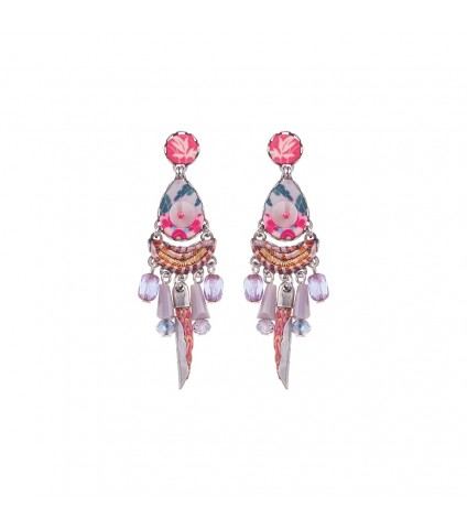 Morning Blossom, Pinky Earrings