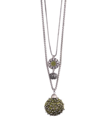 Mantra, Moksha Necklace