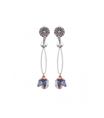 Celestial Aura, Dawn Earrings