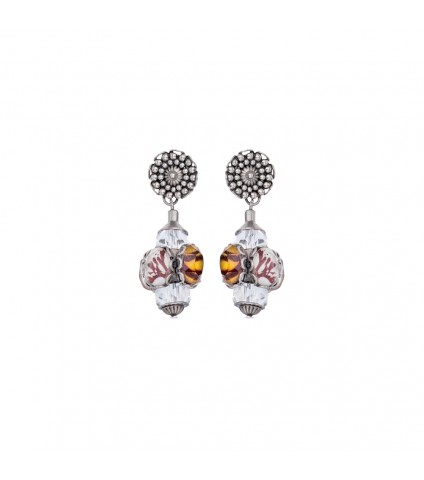 Transcendent Devotion, Dagmar Earrings