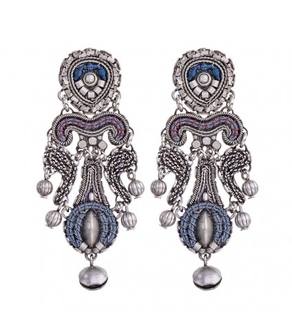 Indigo, Contesa Earrings