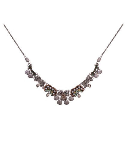 Metal Light, Florence Necklace