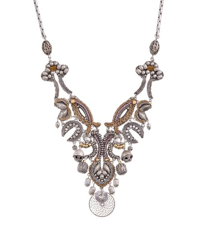 Metal Roots, Aylin Necklace