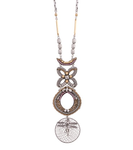 Metal Roots, Aria Necklace