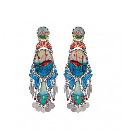 Clear Coast, Verona Earrings