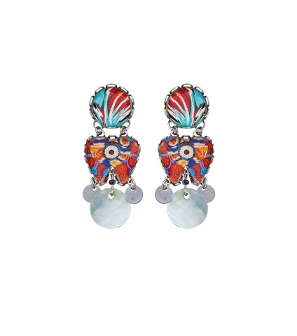 Afro-Desia, Yukon Earrings