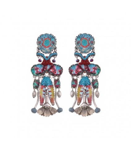Blue Castle, Eleanor Earrings