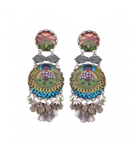 Moonlight Daydream, Valencia Earrings