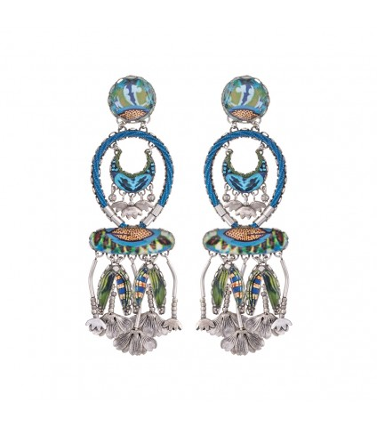 Space Ritual, Paradise Earrings