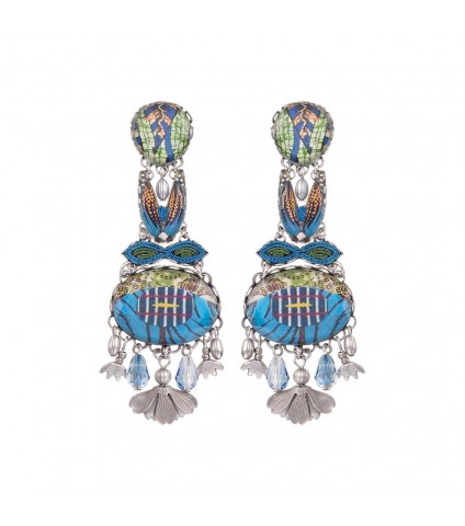 Space Ritual, Jordana Earrings