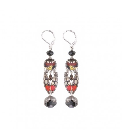 Sundown Chant, Delta Earrings