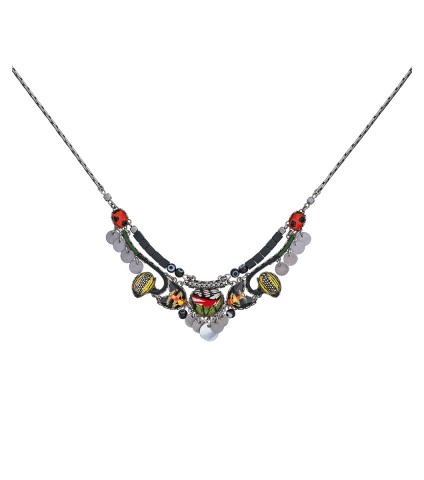 Swing Song, Valencia Necklace