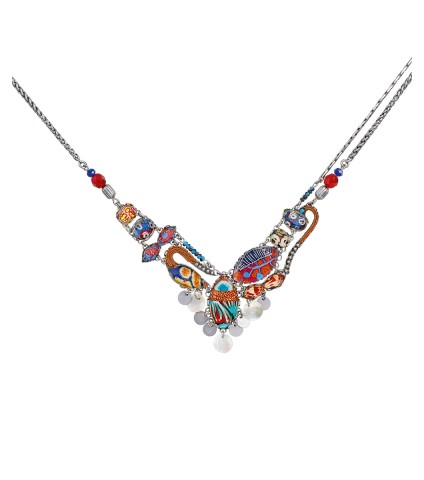 Afro-Desia, Seabed Necklace
