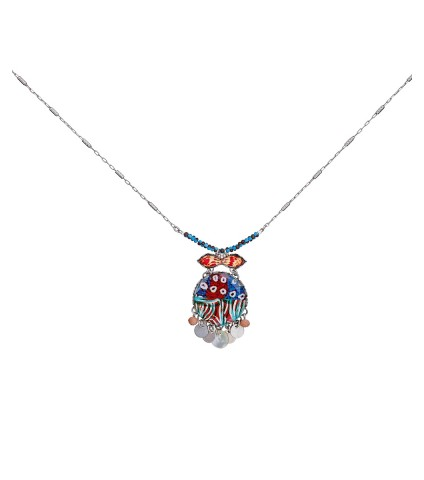 Afro-Desia, Sylendora Necklace