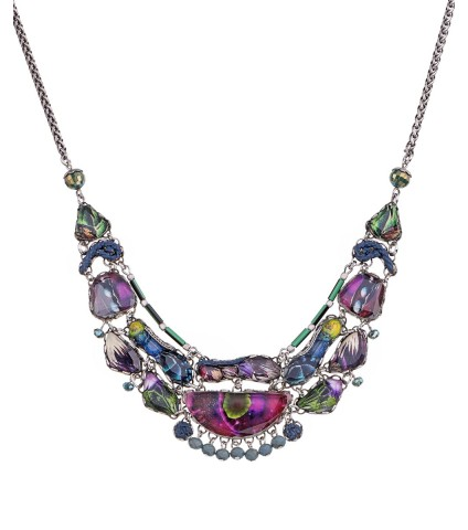 Rain Forest, Frontera Necklace