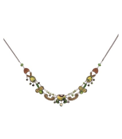Green Meadow, Ember Necklace