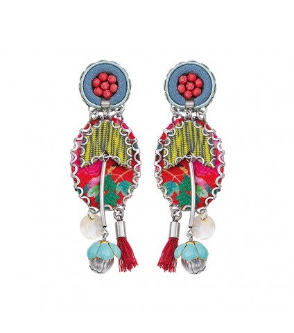 Mosquero Express Earrings